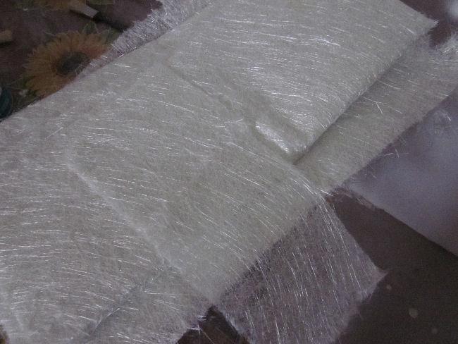 reconstruction de bloc pare choc l 39 aide de fibre de verre accjv. Black Bedroom Furniture Sets. Home Design Ideas